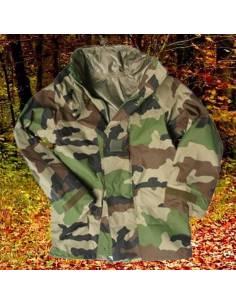 Parka camouflage Armée française
