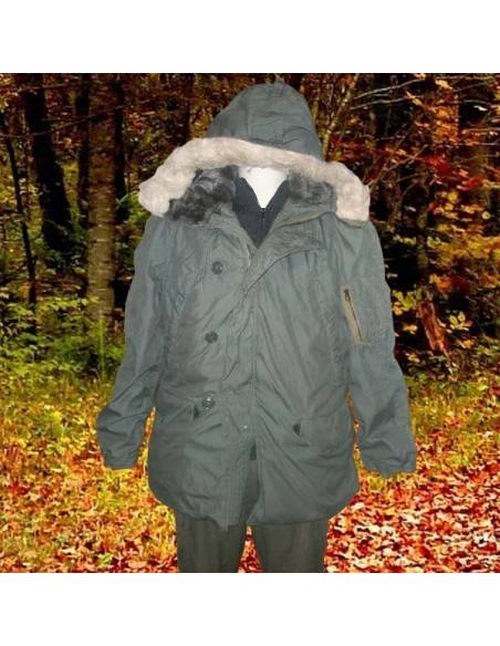 Parka US Army Year 60