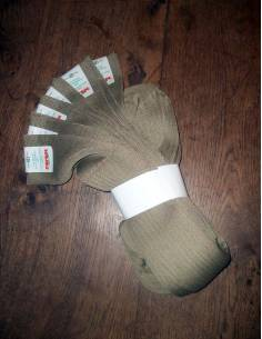 Lot of 6 Socks Italian Army