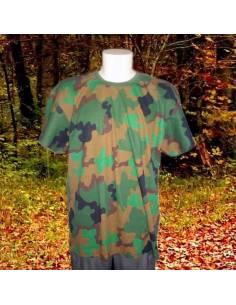 T-shirt Armée Hollandaise