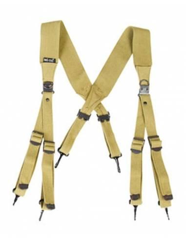 Harness Lapels M36