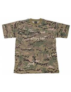 T-Shirt Multicam