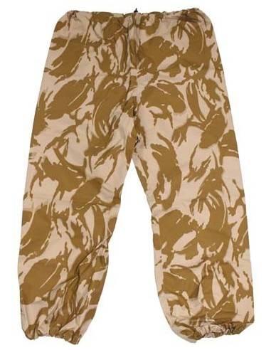 Pantalon de pluie DPM Désert
