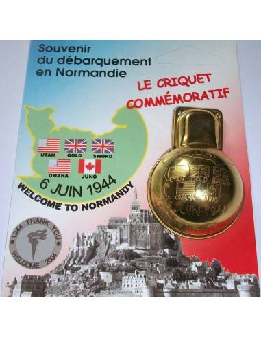 Criquet Commémoratif