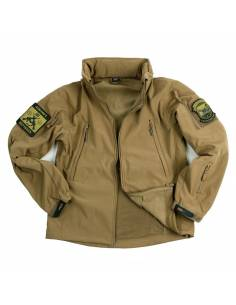 Softshell jacket tactical
