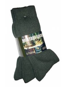 Pack of 3 socks military