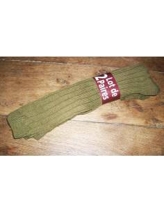 Lot of 2 knee socks Czech