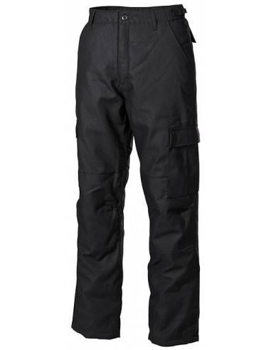 Trousers US BDU Black