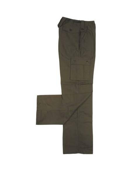 Combat trousers English