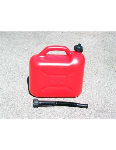 Jerry can, red - 10L