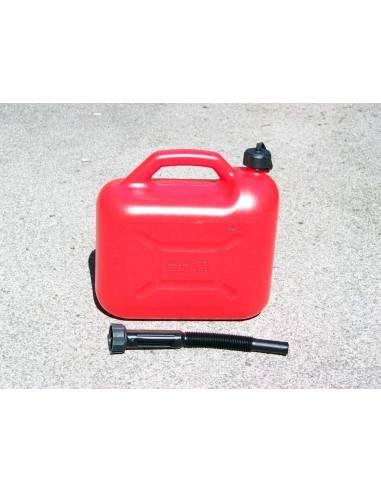 Jerrycan rouge - 10L